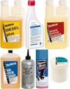 Motorpflege und Kraftstoffzusätze