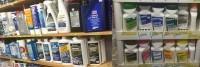 Reinigungs- und Pflegeprodukte