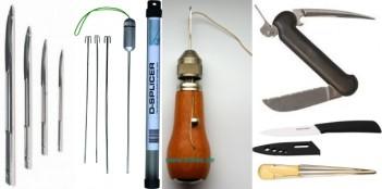 Spleiß-,Takel- und Segelreparaturwerkzeug