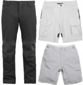 Hosen und Shorts