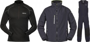 MUSTO SKIN WEAR + BODY WARMER