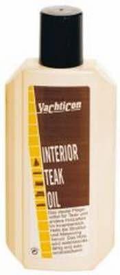 Yachticon Interior Teak Oil 250 ml