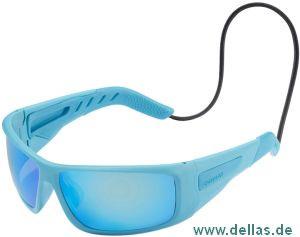 Forward WIP Polarized Sunglases Junior Blau