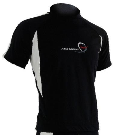 Aqua Fashion Fleece Rash Shirt kurzärmlig