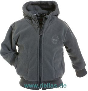 Kinder Fleece Jacke Antarctic-Clima-Fleece