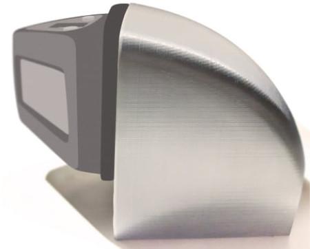 Blacksmith Deckshalterung für Kompass Tacktick Micro