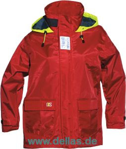 CRAZY4SAILING Coastal-Kinder-Jacke COLUMBIA