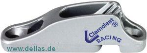 Clamcleat® Racing Junior MK1 3 - 6 mm mit Tauunterführung