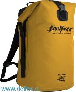 feelfree®GEAR wasserdichter Rucksack DRY TANK 60L