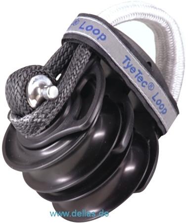 TyeTec® Kugellager Doppelblock – CODE BLACK