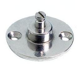 Basis mit Splint für Gasdruckfeder