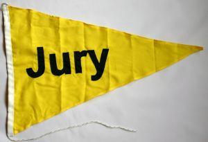 "Wimpel ""Jury"""