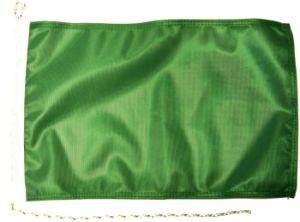 Flagge UNI Grün 20 x 30 cm