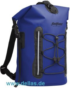 feelfree®GEAR wasserdichter Rucksack GO PACK 40L