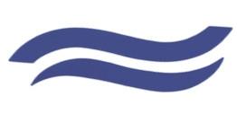 Klassenzeichen Finn Blau