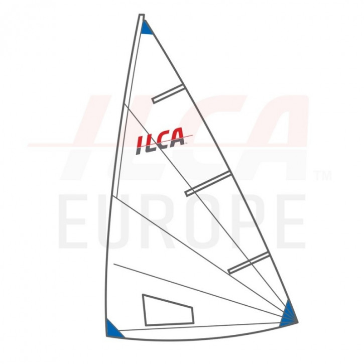 Segel ILCA6 - (Laser Radial)
