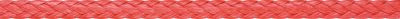 Dyneema Leine Liros D-PRO - Reines Dyneema® 3 mm / Rot