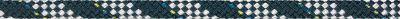 Liros Regatta 2000 mit Dyneema®SK78 Kern 4 mm / Stahlblau/weißer Kennfaden