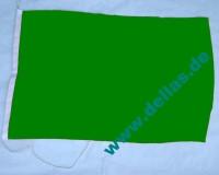 Flagge Anmeldung (uni grün)