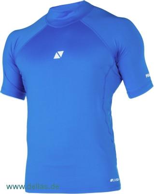 Magic Marine Cube Rash Shirt kurzärmlig, Modell 2018 XXL / Blau