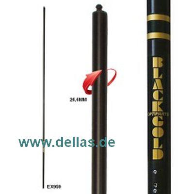 OPTIPARTS BLACKLITE-Sprite (26,6 mm)