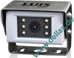 LUIS R3 Nautic Heckkamera