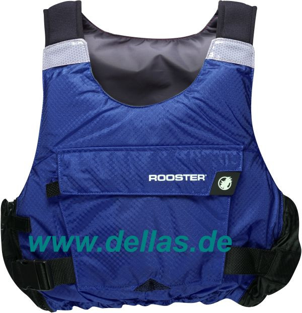RoosterSailing Regattaweste Diamond Navy