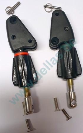 Flügelspindel-Winkeladjuster für Fully-Adjustersystem für Salinge Selden (ehem. Proctor)
