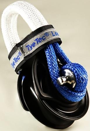 TyeTec® Gleitlager Snatch Block – CODE BLUE