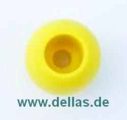Kugel für das Tauende Gelb / 6 mm