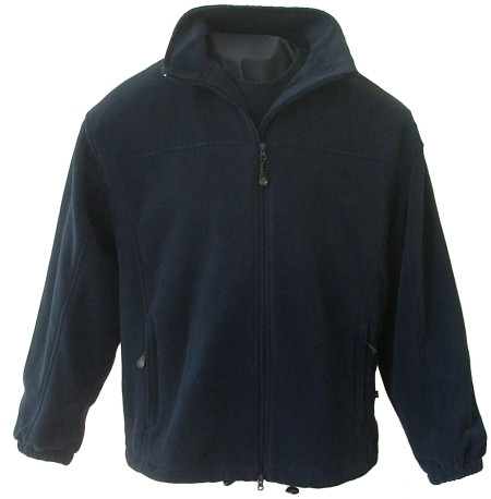 Dry Fashion Fleece Jacke Navy Wangerooge
