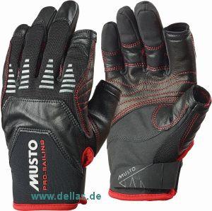 Segelhandschuhe MUSTO EVO Gloves 2 Finger geschnitten