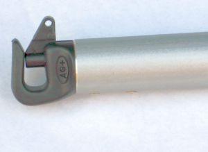 Verjüngter Spinnakerbaum 2513 mm lang Javelin/505