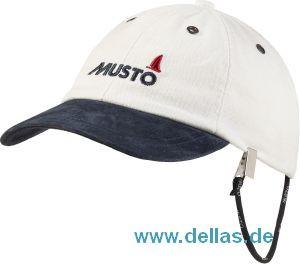 MUSTO Original Crew Cap