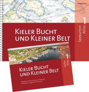 Kieler Bucht und Kleiner Belt SEEKARTEN ATLAS 1