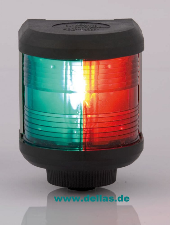 Positionslaterne Bi-Color, 12 Volt oder 24 Volt