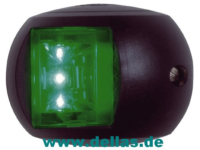 Aqua Signal LED Steuerbordlaterne, Serie 32