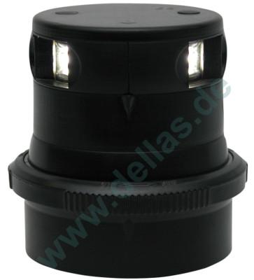 Aqua Signal LED Topplaterne Serie 34 mit Quicfits Befestigung
