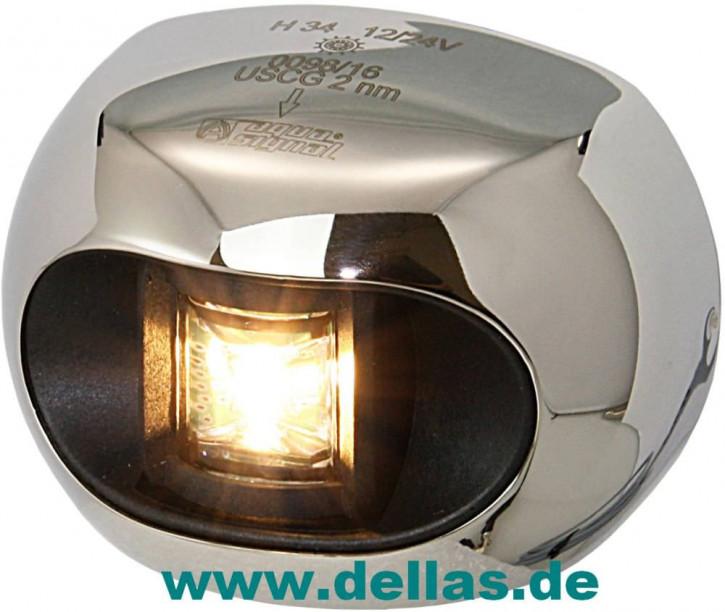 Aqua Signal LED Hecklaterne Serie 34 mit Edelstahlgehäuse