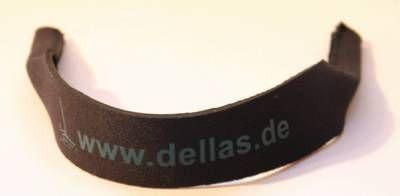 Neopren Brillenband www.dellas.de