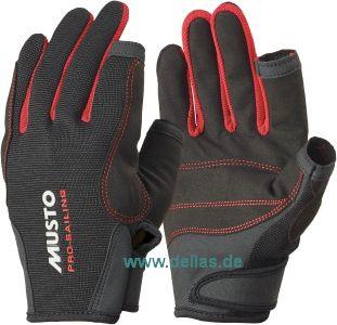 Segelhandschuhe MUSTO Essential Sailing Gloves 2 Fi. geschn.
