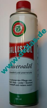 BALLISTOL Universalöl 500 ml flüssig
