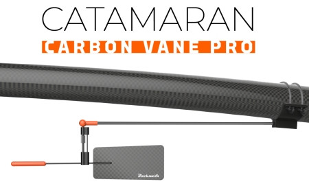 Blacksmith Verklicker HORIZONTAL für Katamarane