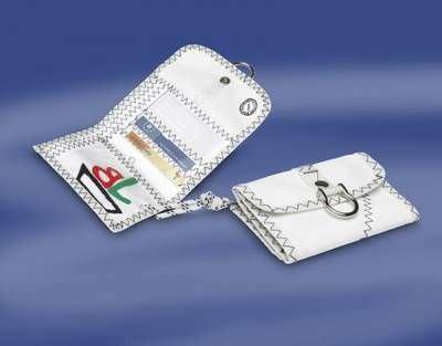 Segelstofftasche Portemonnaie ZollWalletZoll