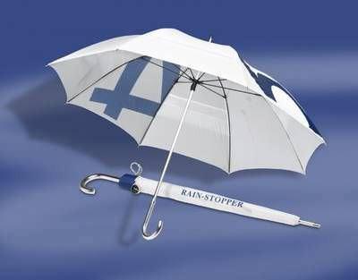 Regenschirm für 2 Personen Windbrella