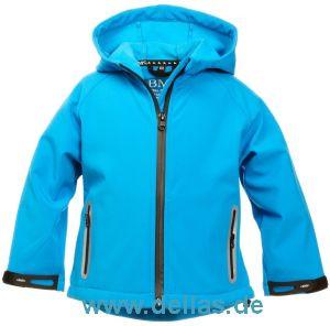 Kinderjacke Softshell Jacke für Kinder