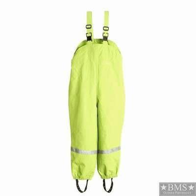 Kinderhose Outdoorhose aus der ComfortLine Kollektion aus strapazierfähigem Taslan 5.000/5.000
