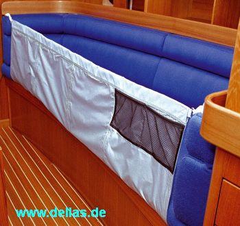 BLUE PERFORMANCE BUNKNET - Kojen-Sicherheitsnetz