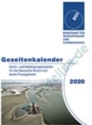 Gezeitenkalender 2020