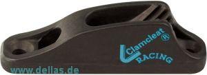 Clamcleat® Racing Junior MK1 3 - 6 mm - Harteloxiert -